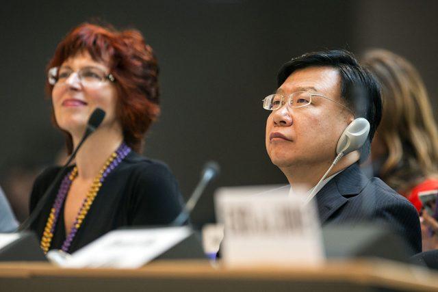 αναφέρει ο Δρ Ren Minghui, Assistant Director-General, Universal Health Coverage/ Communicable and Noncommunicable Diseases στον Παγκόσμιο Οργανισμό Υγείας.